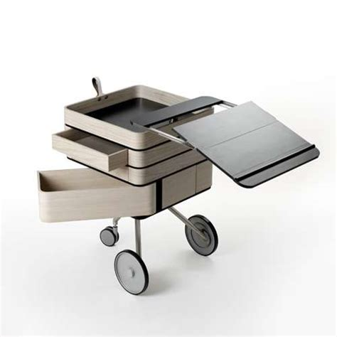 office desk with wheels mobile desks on wheels the home office trike
