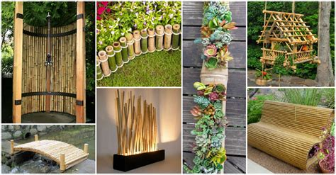 bamboo craft projects diy tropical bamboo crafts that you should not miss