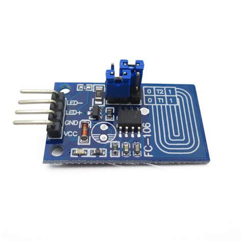 Saklar Dimmer touch dimmer capacitive led stepless dimming pwm saklar sentuh jual arduino toko
