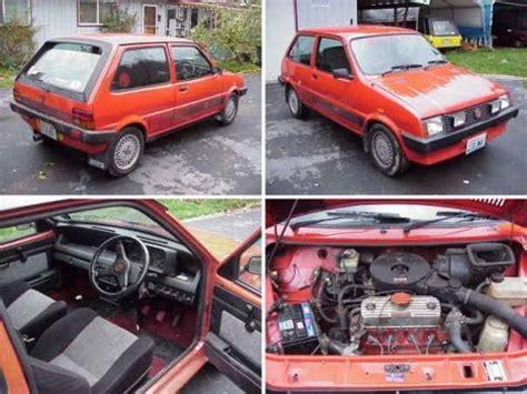 metro motors car sales bishopsteignton 1982 innocenti turbo de tomaso anyone anything