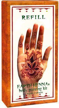 tattoo kit refill pack earth henna temporary tattoos on pinterest henna kit