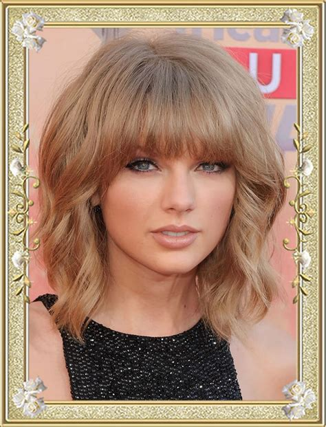 Medium Hairstyles Bangs by 55 Medium Hairstyles With Bangs In 2017 Right For