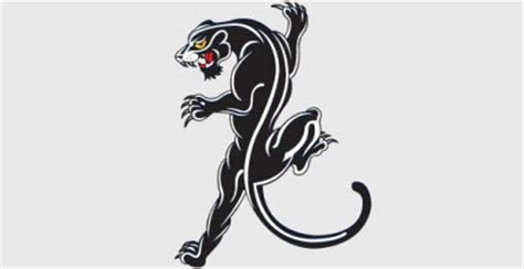 Kunci Bak Panther panther kartun vektor vektor gratis gratis