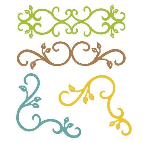 swirl pattern font 1000 images about svg flourishes swirls on pinterest