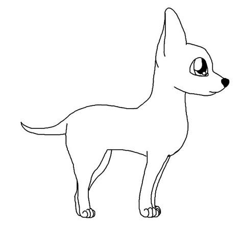 coloring pages chihuahua dogs chiwawa coloring pages coloring pages