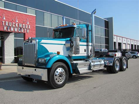 used kenworth w900l trucks for sale kenworth w900l glider kit trucks for sale used trucks on