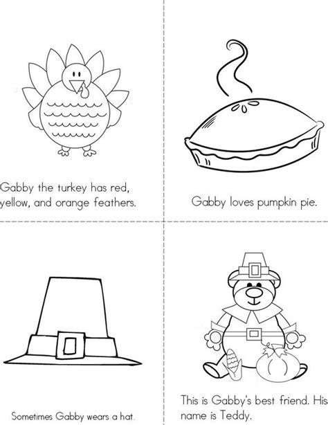 printable turkey mini books gabby the turkey book twisty noodle