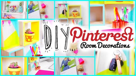 ALL NEW CUTE DIY ROOM DECOR PINTEREST   DIY Room Decor