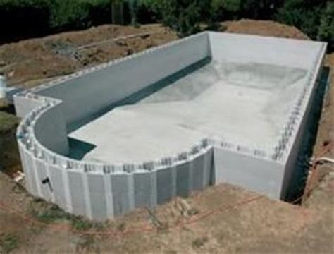 diy inground concrete pool 25 best images about pool on swimming pool