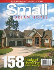 House Design Magazine by Small Dream Homes Free Online Edition Houseplansblog