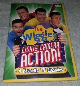 The Wiggles Lights by The Wiggles A Wiggle Tastic Collection Dvd 2006 3 Disc Set On Popscreen