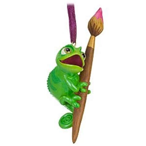 amazon com disney tangled pascal ornament home kitchen