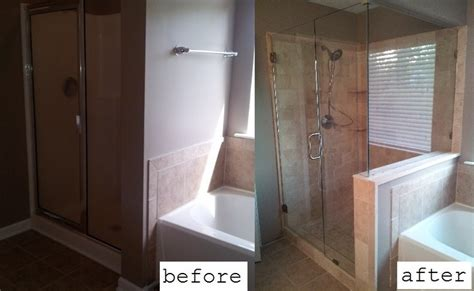 Diy Bathroom Shower Diy Tile Shower Remodel Bathroom Pinterest