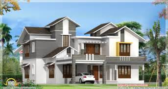 House Models Plans by May 2012 Kerala Home Design And Floor Plans