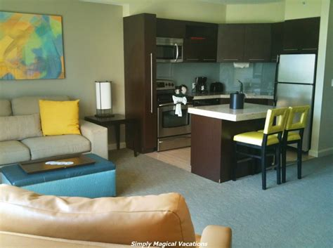bay lake tower 2 bedroom villa wdw resorts pinterest