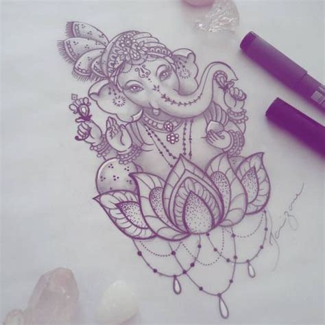 tattoo ganesh sketch 17 best images about tattoos on pinterest buddhists