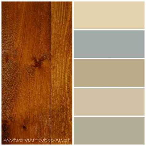 paint colors with wood trim wood trim favorite paint colors
