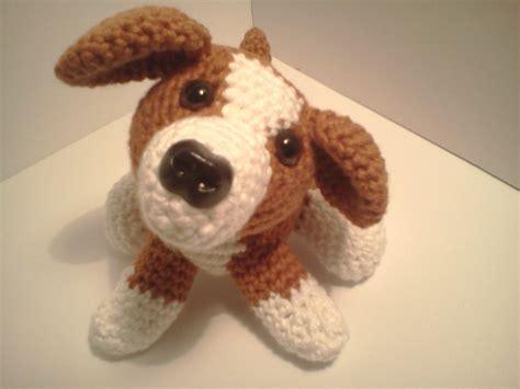 crochet puppy serendipity creative baby beagle ami pal amigurumi stuffed puppy crochet