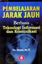 Pembelajaran Jarak Jauh Berbasis Teknologi Informasi Dan Komunikasi buku pembelajaran jarak jauh berbasis tik penerbit alfabeta