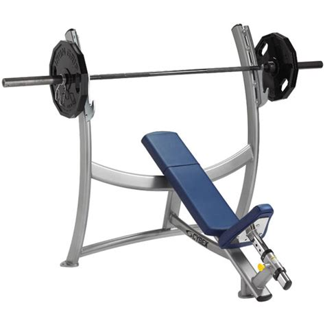 cybex bench press cybex olimpic incline bench gym source