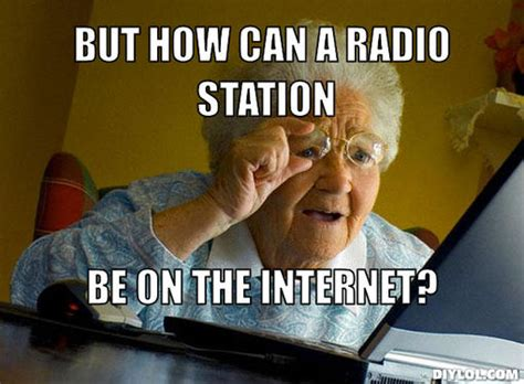 Radio Meme - start your own radio station