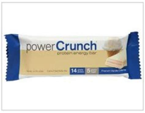 Power Crunch Wafer Protein Snack 17 best images about thrive meals on meal