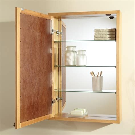 Wooden Bathroom Storage Cabinets Mirror Cabinet Bathroom Wood Reversadermcream