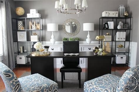 Dining Room Home Office by Turning A Dining Room Into A Home Office Traditional Home Office