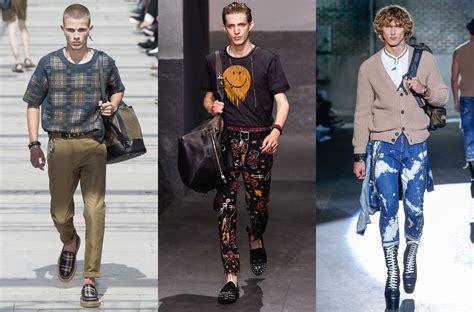 8 Fashion Trends Best Suited For The by Foto 5 Zleva Doprava Louis Vuitton Coach Dsquared2 G Cz