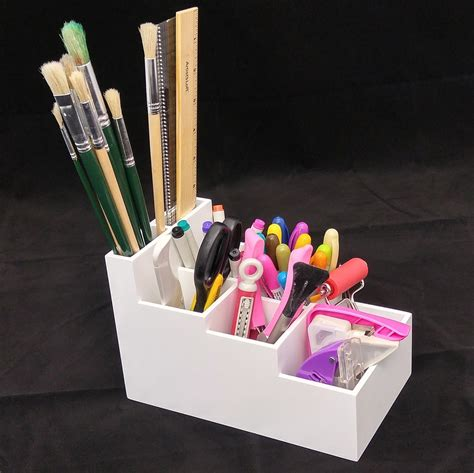 Craft Desk Organizer Desk Craft Desk Organizer 4 Set Totally