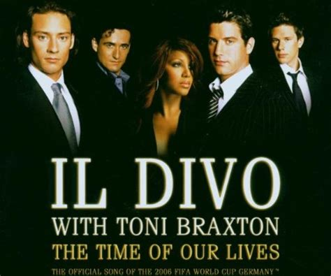 il divo cd list il divo album 171 time of our lives 187