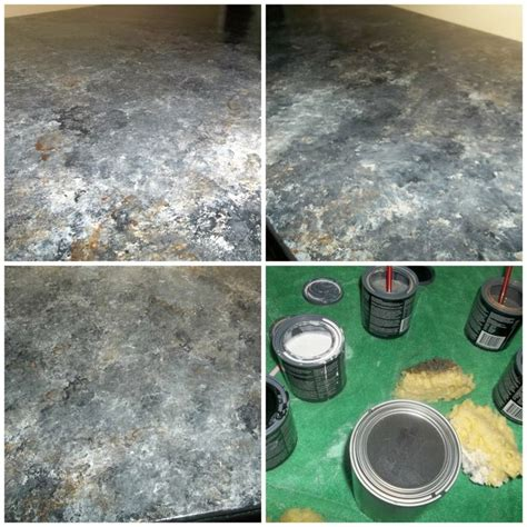 Paint Your Countertop To Look Like Granite by Diy Countertop Paint Rev Your Laminate Formica