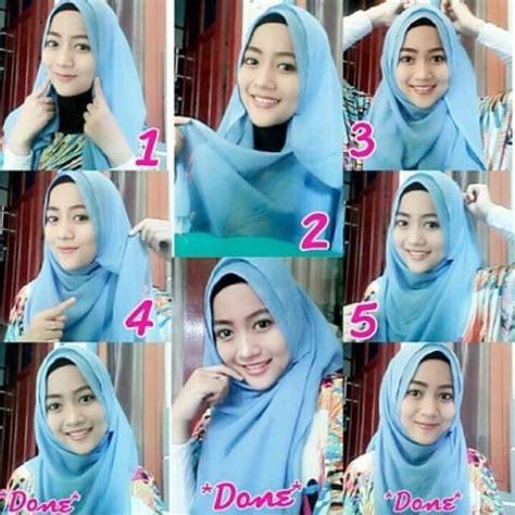 tutorial jilbab nikah tips hijab hari ini puluhan model hijab untuk penilan