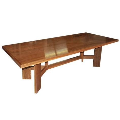 black walnut table for sale vintage black walnut dining table for sale at 1stdibs