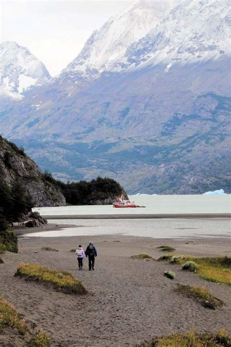 torres del paine boat tour hike the w trek patagonia hiking tours southern