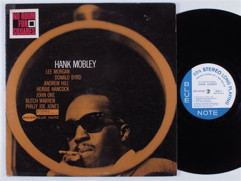 No Room For Squares by Popsike Hank Mobley No Room For Squares Blue Note Lp