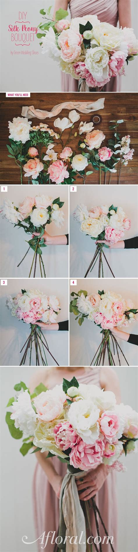 wedding bouquets you can make 25 best ideas about silk flowers on silk