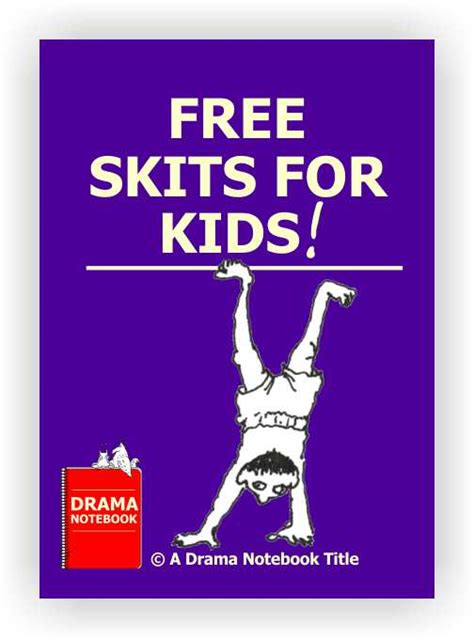 free christmas skit for kids skits for drama notebook