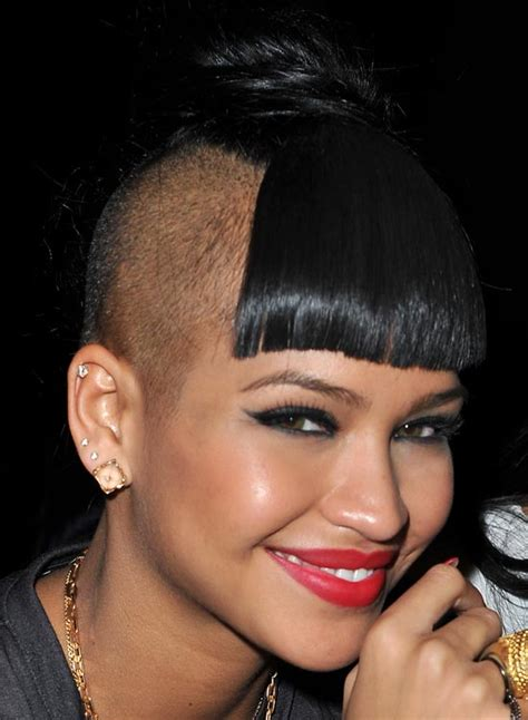 front hairstyles with a bun top 50 bold bald and beautiful hairstyles front fringe