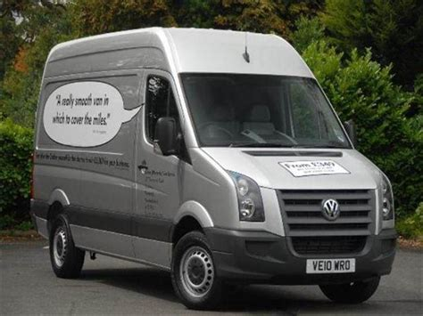 volkswagen crafter 2010 volkswagen crafter 2010 in worcester friday ad