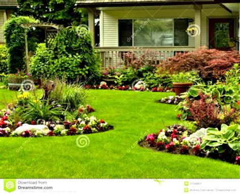 home backyard landscaping ideas wonderful backyard landscaping with flowers and trees homelk