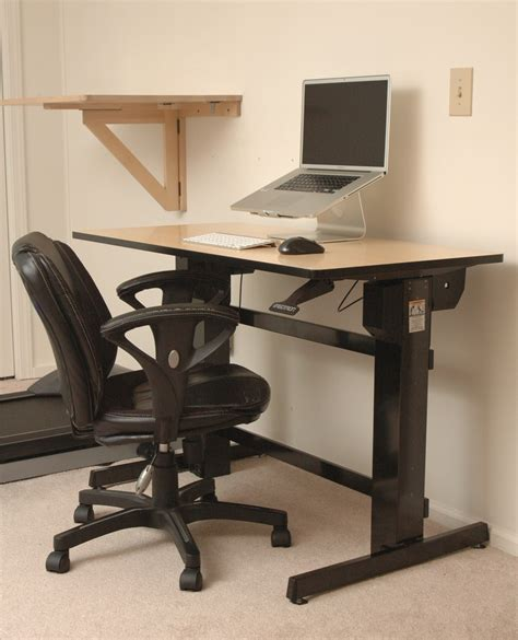 ergotron workfit d sit stand desk ergotron workfit d sit stand desk review deskhacks