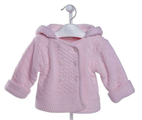 baby knitted jackets a1654 new knitted baby jacket b