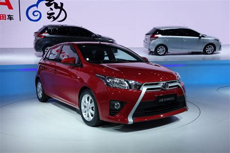 Toyota Market In China New China Market Toyota Yaris Debuts In Shanghai Image 174899