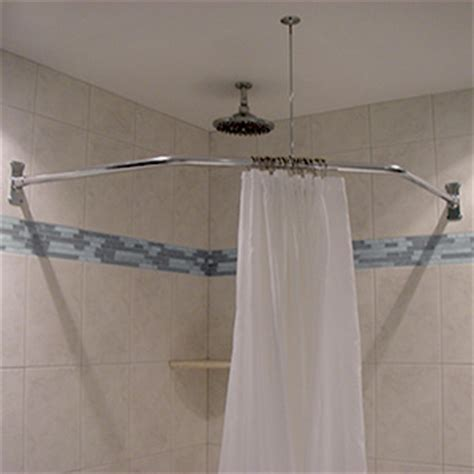 neo angle shower rod 18 1 2 x 26 x 18 1 2 neo angle shower curtain rod oil rubbed bronze curtain
