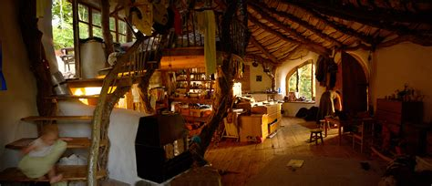 Hobbit Home Interior 187 How To Build A Hobbit