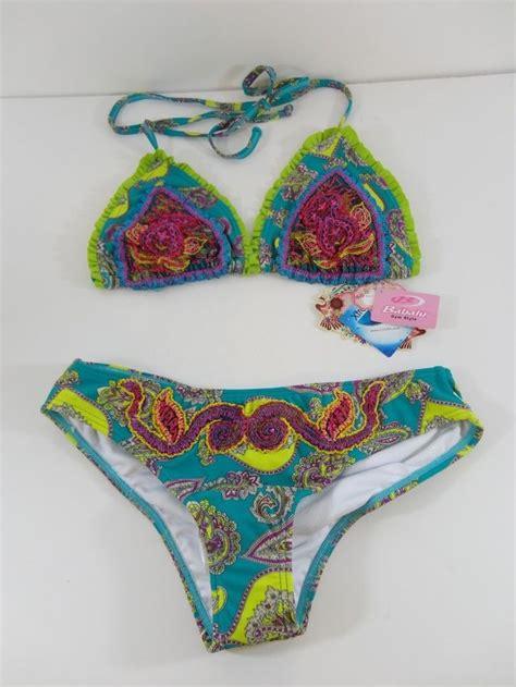 Handmade Bathing Suits - handmade size s babalu
