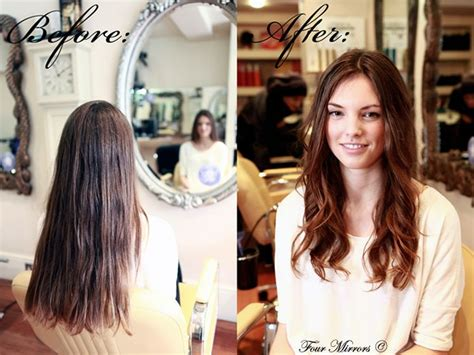 digital perm before and after digital perm before and after hair pinterest my