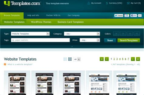 templates website buy 5 best place to buy web templates