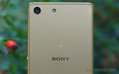 Handphone Sony M5 Aqua sony xperia m5 review features image and quality